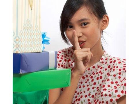 5. Hiding the Presents