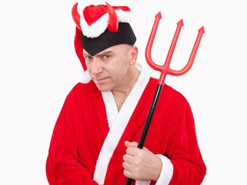 8. Odd Christmas Visit