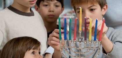 A Hanukkah Story