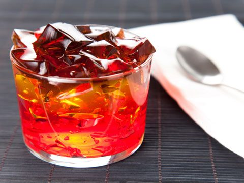 10. Enjoy a serving of Jell-O — but hold the whipped cream. Calories saved: 50