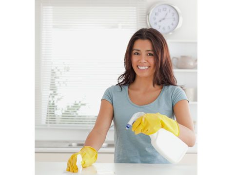 housecleaner secrets, cleaning kitchen
