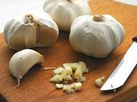 5. Fresh or powdered garlic?