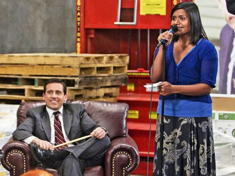 Funniest Moments of 2011, Mindy Kaling