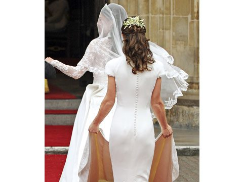 Funniest Moments of 2011, Pippa Middleton