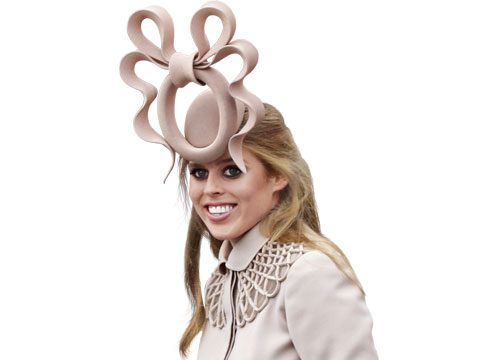 Funniest Moments of 2011, Princess Beatrice