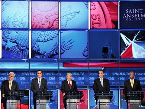 Funniest Moments of 2011, Republican debates