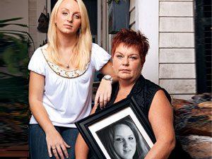 Tammi Lizotte and daughter Abi