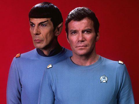 ... from watching <i>Star Trek</i>.