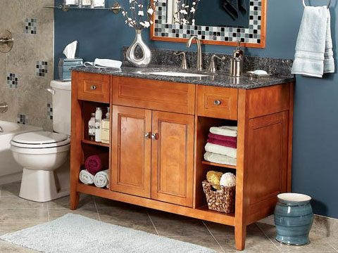 Tip 8: Measure your vanity footprint