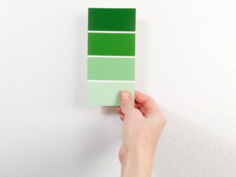Tip 10: Test the paint colors