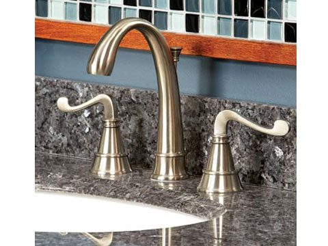 The Sink Faucet Is One Item Itu0027s OK To Splurge On (itu0027s Even Recommended!).  You Want Your Faucet To Last And Look Good. One Way To Judge Faucet Quality  Is ...