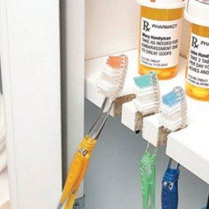 DIY Bathroom Storage Solutions