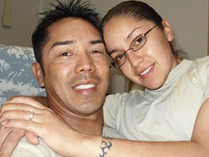 Joey and Delora: Love Amid The Mortars