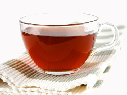 natural stress soothers black tea
