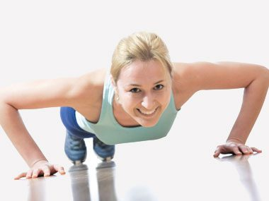 1-minute fat releasing workouts push-up