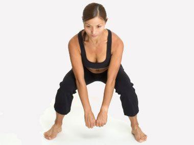 1-minute fat releasing workouts burpee