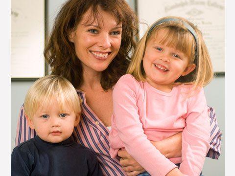 pediatrician secrets mother children doctor's office