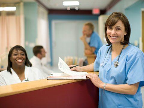 pediatrician secrets doctor reception desk