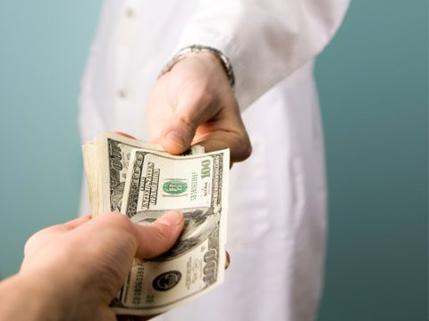 pediatrician secrets paying doctor