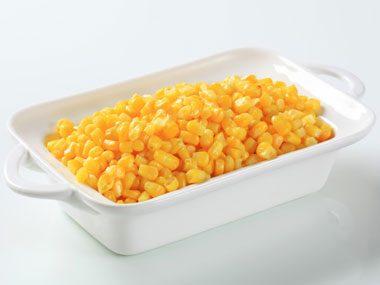pancake add-ins corn