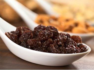 pancake add-ins raisins