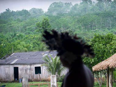 21st century Surui amazons