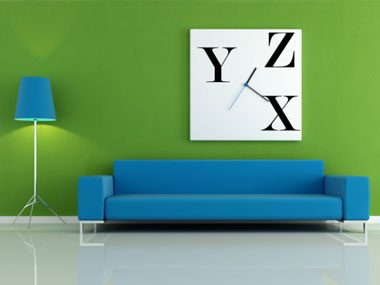 color psychology tips for your home green living room