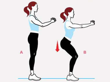 Basic Move: Squat