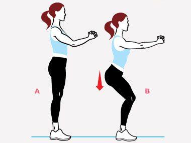 Basic Move: Squat
