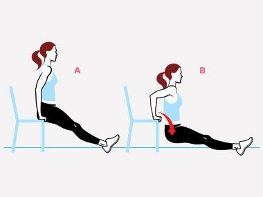 Basic Move: Classic Dip