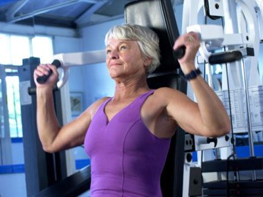 secrets of healthy Americans weight training