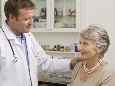 secrets of healthy Americans doctor patient