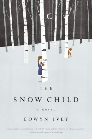 snow child book cover