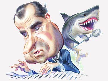 rules for political prank Richard Nixon