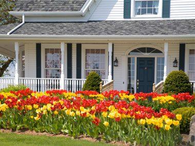 landscaper secrets flower beds