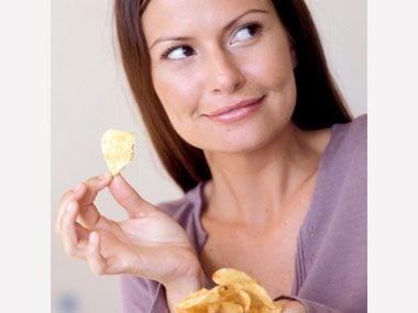 9. The Real Reason You're Craving Junk Food? You're Thinking Too Hard!