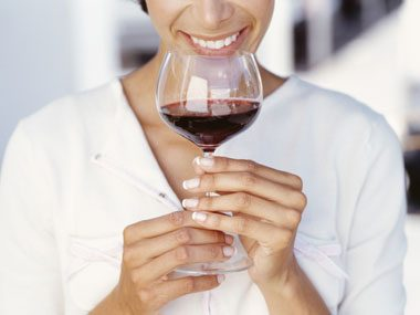 10. A Daily Glass of Wine Is an Effective Fat Releaser