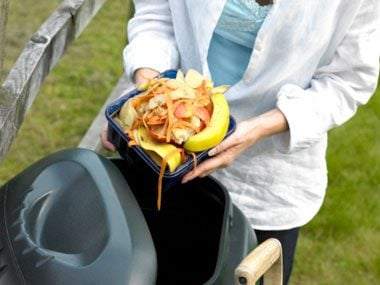 reduce waste compost