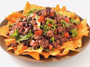 Black Bean Taco Salad