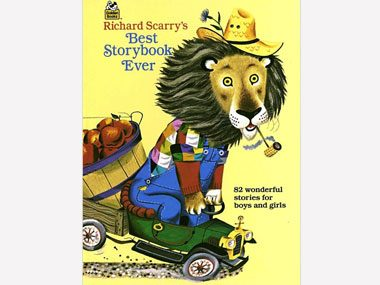 Richard Scarry's Best Books Ever by Richard Scarry