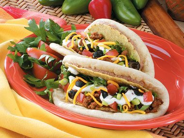 Double Shell Tacos