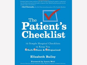 Patients Checklist Book