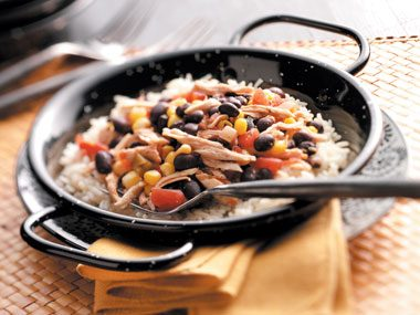 Slow-Cooked Southwest Chicken Recipe