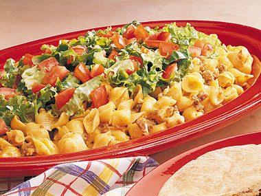 Taco Mac 'n' Cheese