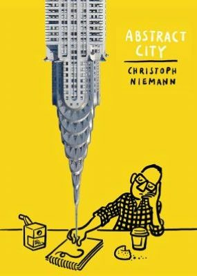 abstract city book cover