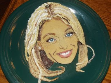 celebrity pancakes Kelly Ripa