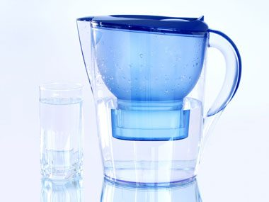 don't let your health expire water pitcher