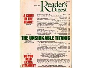 The original Unsinkable Titanic