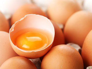 foods that prevent wrinkles eggs