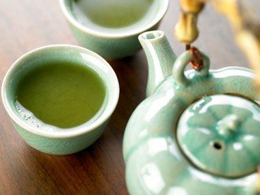 foods that prevent wrinkles tea